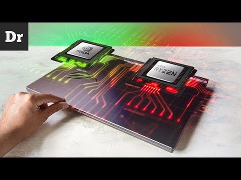 AMD ZEN 3 в ноуте: ОБЪЯСНЯЕМ
