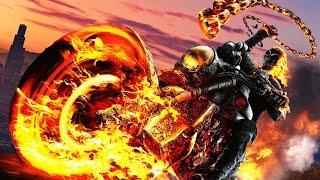 GTA 5 Mods - SUPER GHOST RIDER MOD! - GTA 5 Ghost Rider Mod Gameplay! (GTA 5 Mods Gameplay)