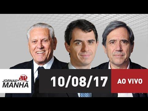 JORNAL DA MANHÃ 10 08 17