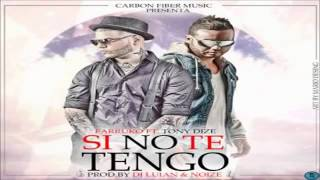 Si No Te Tengo - Farruko Ft. Tony Dize (Los Menores) (Original) REGGAETON 2014