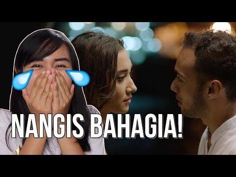 Reaksi Nonton Antologi Rasa Trailer - Nangis Bahagia 😭