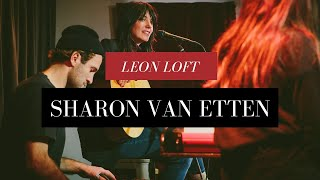 Sharon Van Etten Performs Live at the Leon Loft for Acoustic Café
