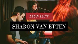 Sharon Van Etten Performs Live At The Leon Loft For Acoustic Café