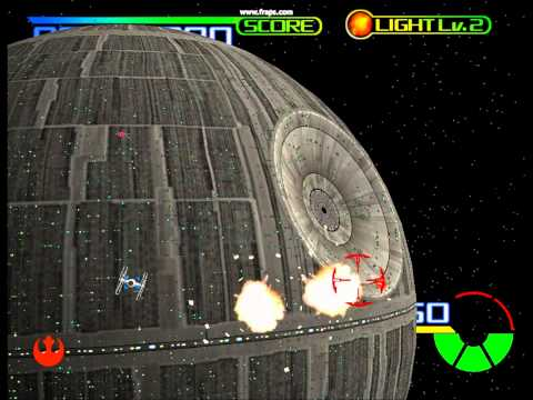 Supermodel v2 - Star Wars Trilogy Arcade