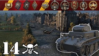 World of Tanks / Pz. I C .. 14 Kills