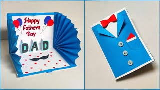 Easy and Beautiful Card for Father's Day | Father's Day Gift Ideas | Handmade Card For Father's Day