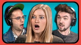 YOUTUBERS REACT TO MOMO (Scary Meme or Hoax?)