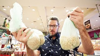Brewing A Beer With ONLY Grocery Store Ingredients (PART 1)