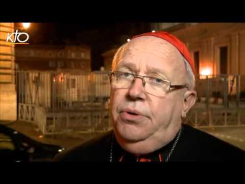 Cardinal Jean-Pierre Ricard - Un an de pontificat