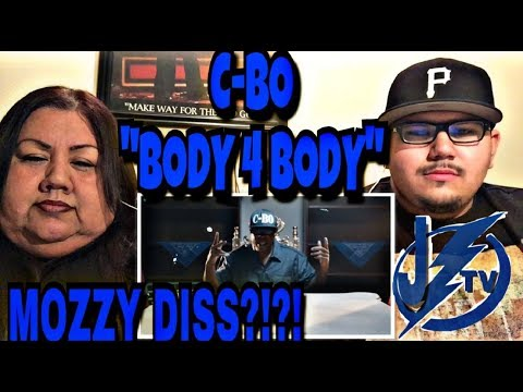 """MY MOM REACTS TO C-BO """" BODY 4 BODY"""" MOZZY DISS!!!! (Official Music Video) mp3"""