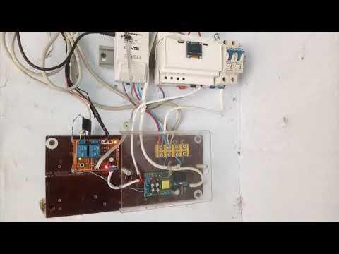 """Фото Розробка та встановлення прототипу """"Розумний літний душ"""" для випробування."""