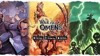 [Free Download] - WAR OF OMENS CARD GAME (PC DL) - [Collectible Card Game Online]