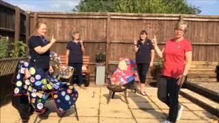 Cambridgeshire West sing along – Midsummer Sleepover Challenge 2020