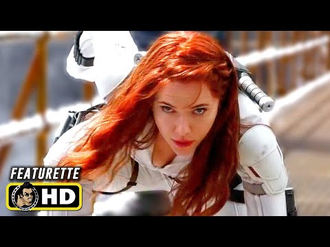 BLACK WIDOW (2020) Legacy Featurette Trailer [HD]