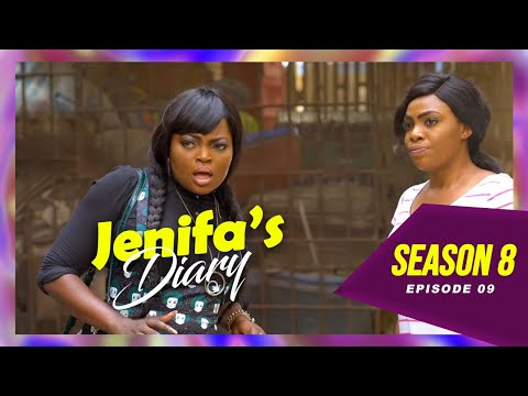 Jenifa's Diary S8EP9 - ENTREPRENEUR | ( JENIFA In LONDON)