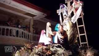 Biyernes Santo - Bantayan Island Life-Size Carrozzas (Holy Week Procession 2015)