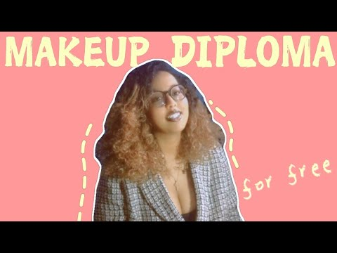 How to Become a Certified Makeup Artist Online | Makeup Diploma ...