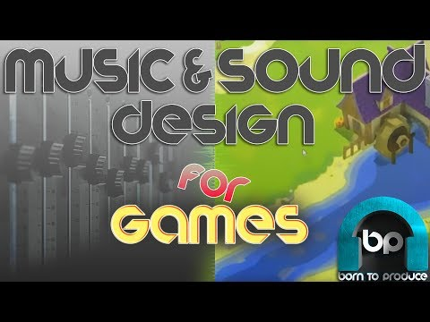 Sound Design Tutorial - For Games : Course Overview - YouTube