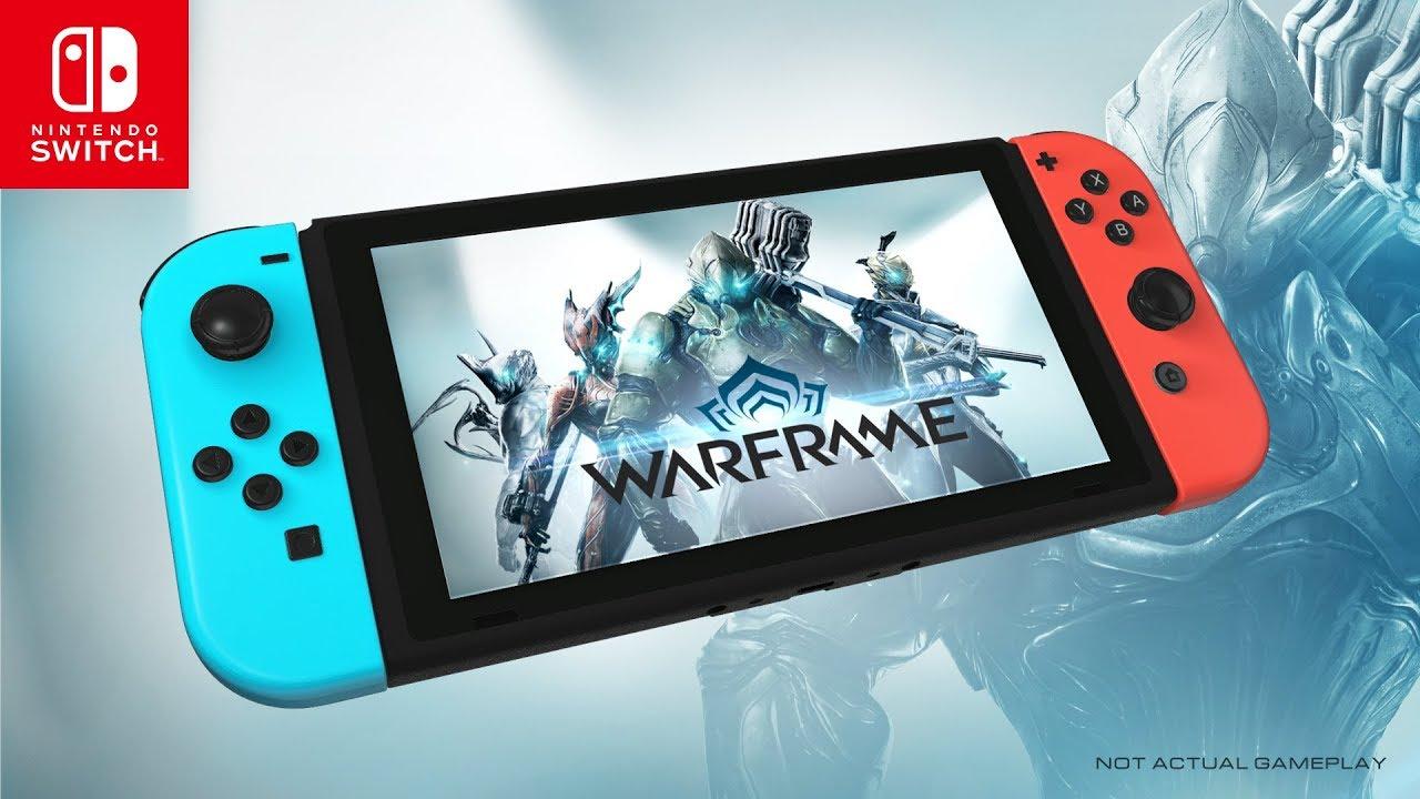 Digital Extremes si unisce a Panic Button per portare Warframe sulla Switch