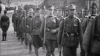 Austro-Hungarian army footage HD