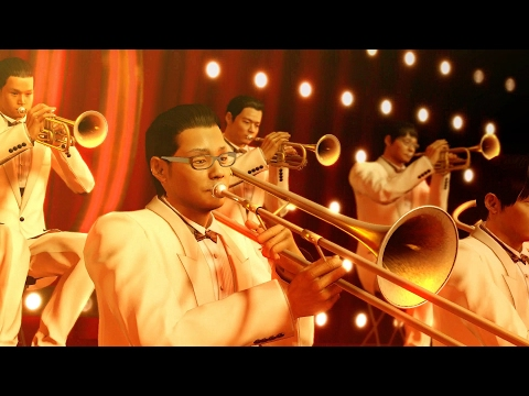 Here Is A Ridiculously Well Animated Video Game Jazz Band