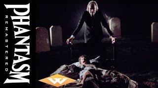 PHANTASM MOVIE REMASTERED Official Trailer 2016  Fantasy Horror SciFi  Well Go USA