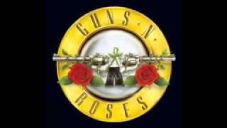 Guns N' Roses Don't Cry 1987 Version