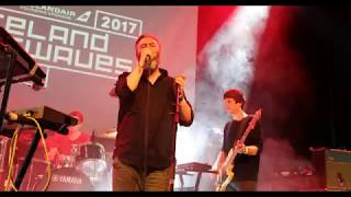 Arab Strap - The Shy Retirer - Live @ Gamla bíó - Iceland Airwaves 2017 - November 3rd in 4K