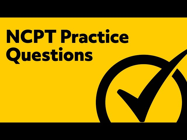 Free Ncpt Certified Phlebotomy Technician Practice Test Questions