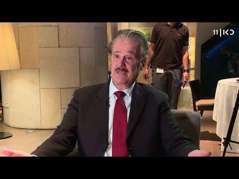 """ראיון עם ד""""ר מייק אוונס, נוצרי-ציוני וממנהיגי הזרם האוונגליסטי בארה""""ב"""
