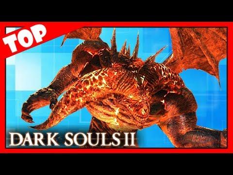 RANKING DE DIFICULTAD de los jefes de Dark Souls 2 (Parte 1)