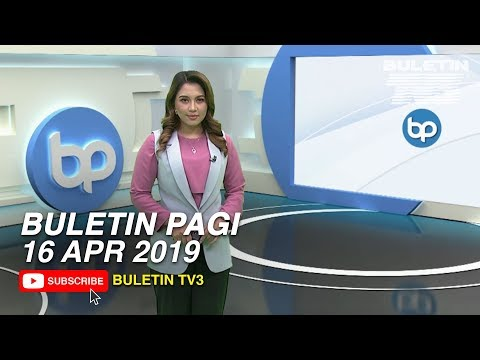 Buletin Pagi (2019)   Selasa, 16 April