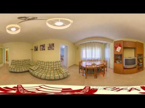 6653 Espléndido piso en Paseo marítimo de Vinaròs