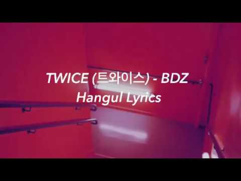 THAISUB] TWICE (트와이스) - BDZ (Korean Ver ) - смотреть