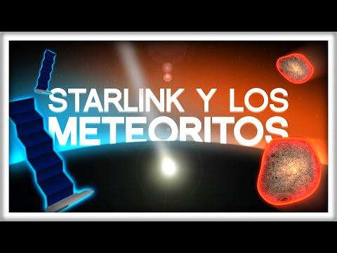 Cómo Starlink Aumentará el Riesgo de Meteorito HD Mp4 3GP Video and MP3