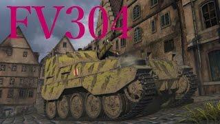 【WoT:FV304】ゆっくり実況でおくる戦車戦Part291 Byアラモンド