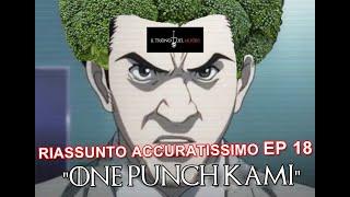 """RECENSIONE DEATH NOTE EPISODIO 18 RIASSUNTO(NAH) ACCURATISSIMO """"ONE PUNCH KAMI"""""""