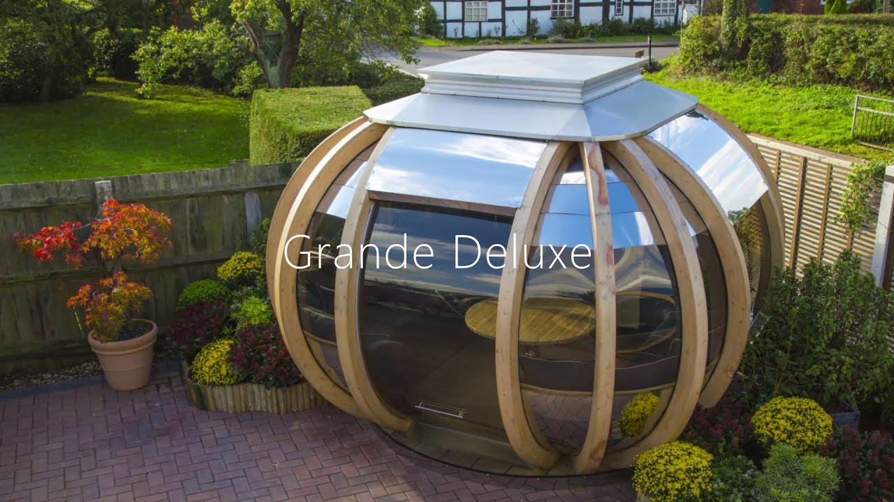 Grande Deluxe Garden Pod