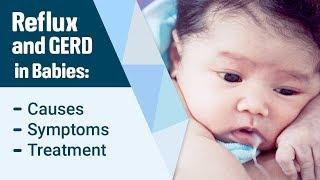 Reflux and GERD in Babies