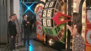 The Price is Right with Justin Timberlake, Eliza Dushku & James Marsden - ROVE LA