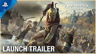 Assassin's Creed Odyssey - Launch Trailer   PS4