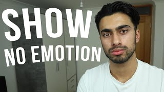 How to Be Emotionless Person