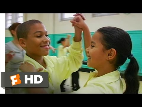 Mad Hot Ballroom (6/9) Movie CLIP - What I Want For These Kids (2005) HD