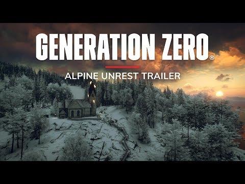 Generation Zero - Alpine Unrest Trailer