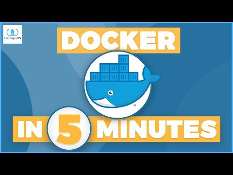 What is Docker in 5 minutes