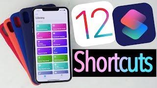 Top 12 Best Siri Shortcuts! (Spotify Shortcut!)