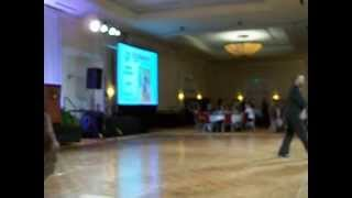 Judy Larson: YMCA -- The Woodlands Dances with Stars - April 11, 2013