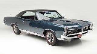 Part 1: Pontiac GTO History - 1964-1967