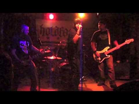 HOLDFAST - 1. Enough Is Enough / Velvet Lounge 11/17/13
