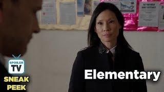 """Sneak peek 1 6.20 """"Elementary"""" - CBS"""